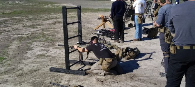 2018 December 15-16 SMGC Practical Rifle Clinic and Match